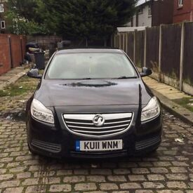 Vauxhall insignia 2011 Low miles 89K