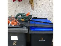 Hedge trimmer, Black & Decker, mains operated
