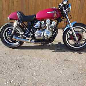 Honda CB750 C Cafe Racer! Custom One-of a -Kind!