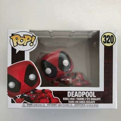 Funko Pop  Deadpool Casual #320