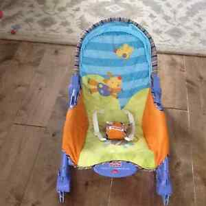 Fisher Proce Infant to Toddler Rocking Chair