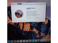 MACBOOK PRO 15 INCH i7 LATEST VERSION 10.12 PROFESSIONAL APPLE 2011