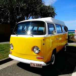 1971 Volkswagen Kombi Van/Minivan Mermaid Beach Gold Coast City Preview