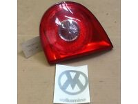 Volkswagen Golf MK5 Drivers Side Rear INNER Lamp
