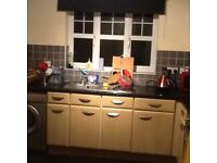 One double room to let in a house with three toilets opposite ASDA and GYM on Moston lane.