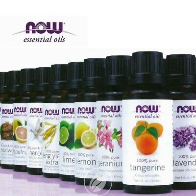 Now Foods ESSENTIAL OILS FOR AROMATHERAPY all fragrances - s