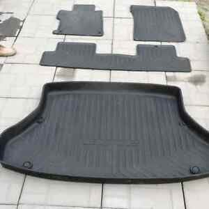 Civic Winter Floor mats and trunk liner