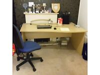 large/commercial office desk