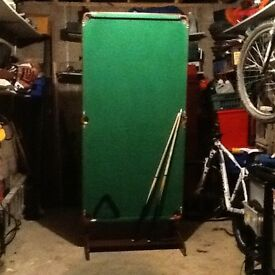 6ft Snooker/Pool table