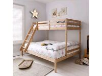 Triple bunk bed brand new