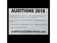 actors&actreesses wanted