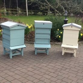 Beautiful hand crafted bee hives for sale beautiful addition to you garden/orchard