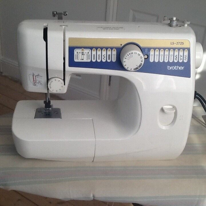 Brother Sewing Machine Model LS40 Working In Very Good Condition Enchanting Brother Ls 2725 Sewing Machine