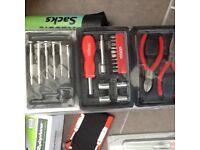 BNWT Mini tool kit