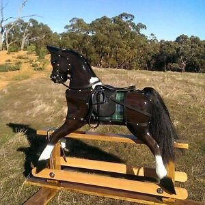 Hand Crafted Rocking Horses Bullsbrook Swan Area Preview