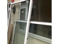 Non Workable Patio Door Frames With Glass