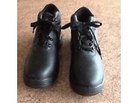 Safety Workwear boots - black size 8