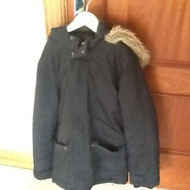 M and S Parka age 11-12