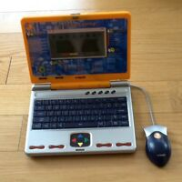 Vtech children's learning laptop.