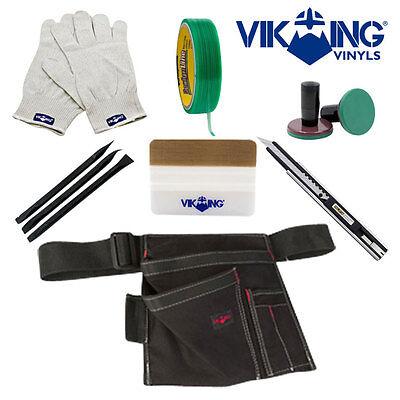Viking Pro Vinyl Wrap Contraption Kit Pack (Vinyl Car Wraps) $115 Value