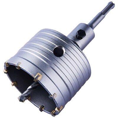 82mm Sds Tct Core Drill Bit Concrete Masonary Hole Cutter Drilling Tool Pilot