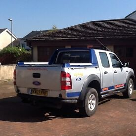 Ford ranger pick up crew cab