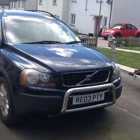 Volvo XC90 t6 2.9l petrol awd