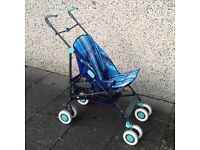 Mothercare buggy.