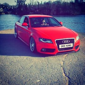 Audi A4 sline £6350