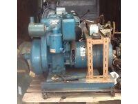 Lister 4KVA Generator