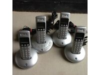 BT Graphite 3500 Quad phones