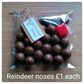 Stocking filler reindeer noses