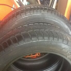 2Tyres size 185/55r15 86v