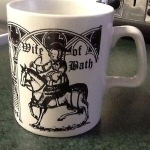 Staffordshire potteries coffee mug London Ontario image 2