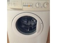 washing machine in perfect working order for sale