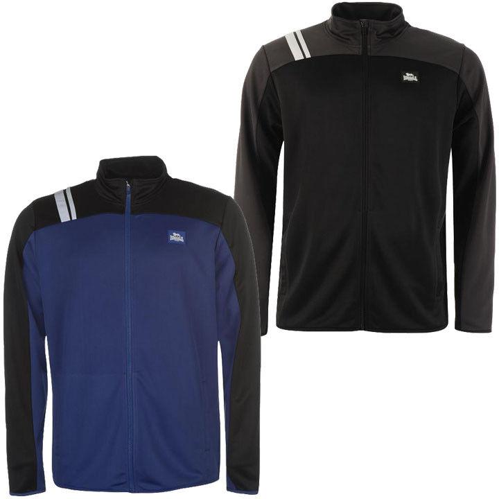 Lonsdale Herren Track Top Jacke S M L XL XXL Trainingsjacke Jacket Freizeit neu