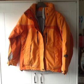 Womans Columbia ski jacket