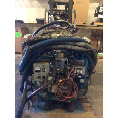 Used Gusmergraco Ff1600 Predator System