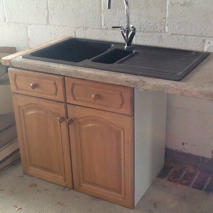 Used Magnet and Southern Kitchen Units with Solid Wood Doors. | in ...