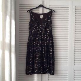 Milly dress, 100% silk, size 8