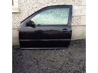 MK4 Golf doors for 3 door model