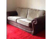 3 Seater Sofa for Sale in Bamford Hope Valley