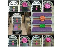 D.I.Y staircase carpet runners