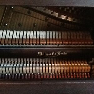 Willis Player Piano