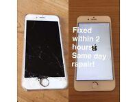 iPhone Repair Services.