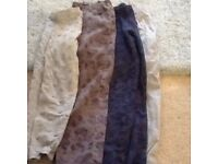 Bundle of leggins and jeans age 8