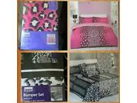 Brand new double bedding