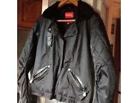 Ladies firetrap jacket fab condition