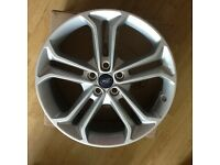 "FORD FOCUS ST 19"" ALLOY FOR SALE £100"