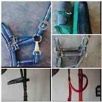 Lots of tack for sale!! Must go!!